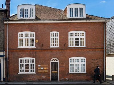 Salisbury clinic - New Street Chambers