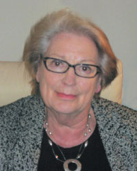 Jenny Holmes, Senior Accredited Counsellor